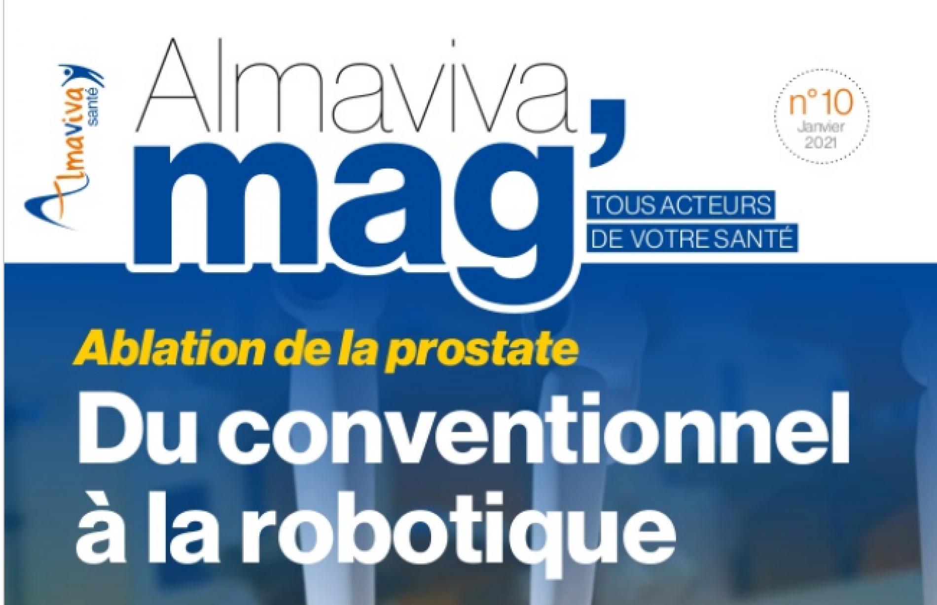 Magazine Almaviva Santé